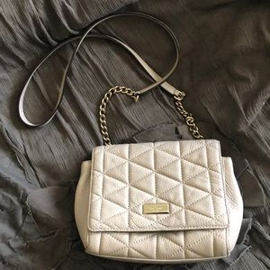 Small quilted Kate Spade bag
